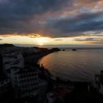 Almuñecar Sunrise over San Cristobal 11-10-12
