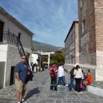 A day trip from Almunecar to Las Alpujarras Granada Spain