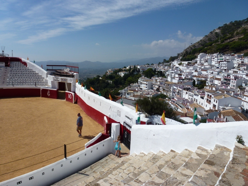 Mijas, Spain Bull Ring Costa del Sol