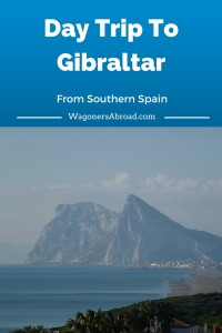 Day Trip To Gibraltar from Southern Spain. Read more on WagonersAbroad.com