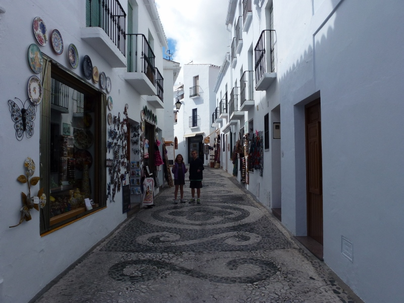 Frigiliana Main Street