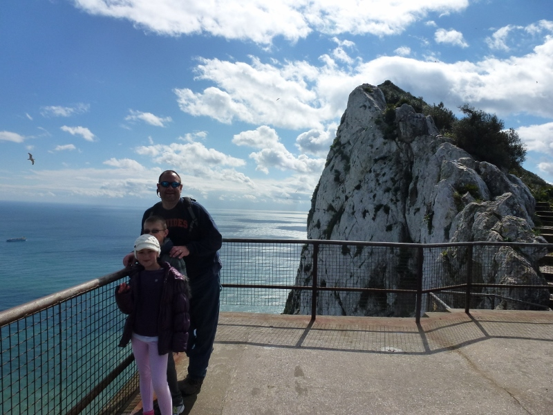 Gibraltar Lookout