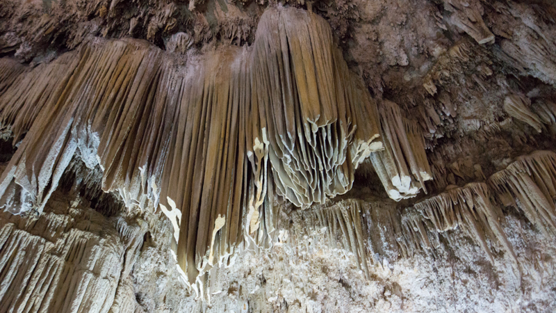 Nerja Caves Stalactites - so cool!