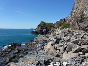 Cliffs in Cotobro