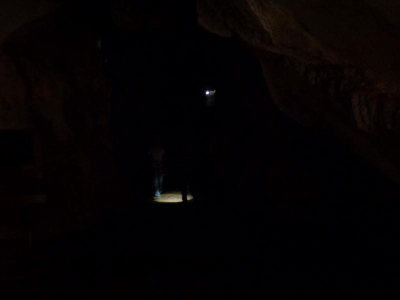 Cueva de la Pileta Entry- Ronda
