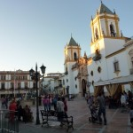 Plaza Espana Ronda Spain
