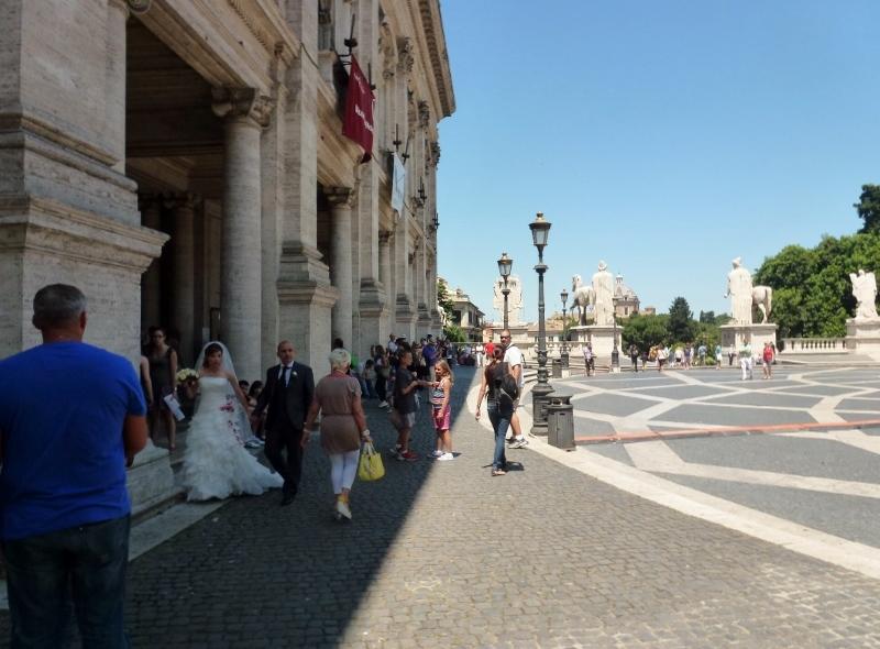 Capitolino Hill - Rome