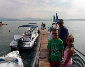 Lake Garda Italy - Boat Rental
