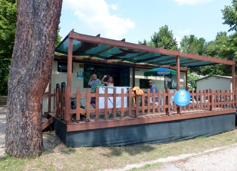Camping in Rome - I Pini Family Park