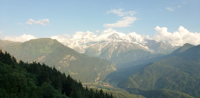 Mont Blan France - French Alps