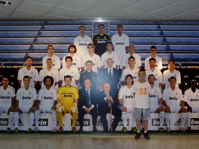 Madrid Spain - Team