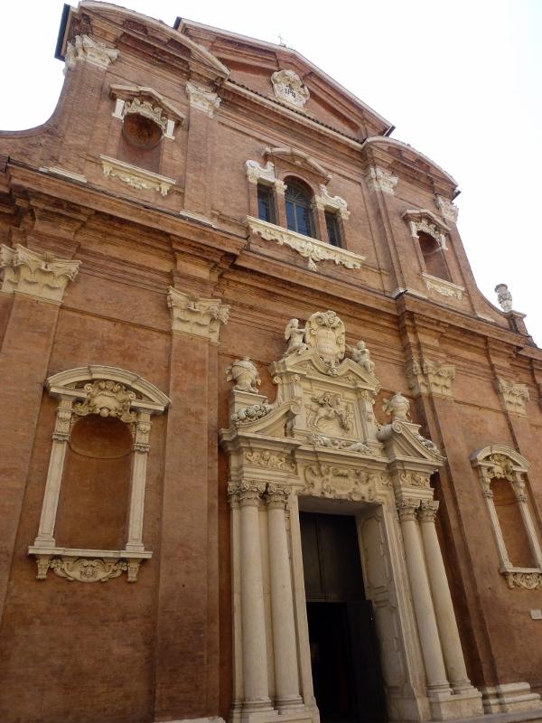 Reggio Emilia Italy Church