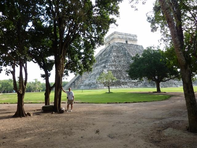 Yucatan Mexico Chichen Itza