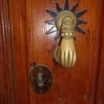 Door in Malaga Sapin