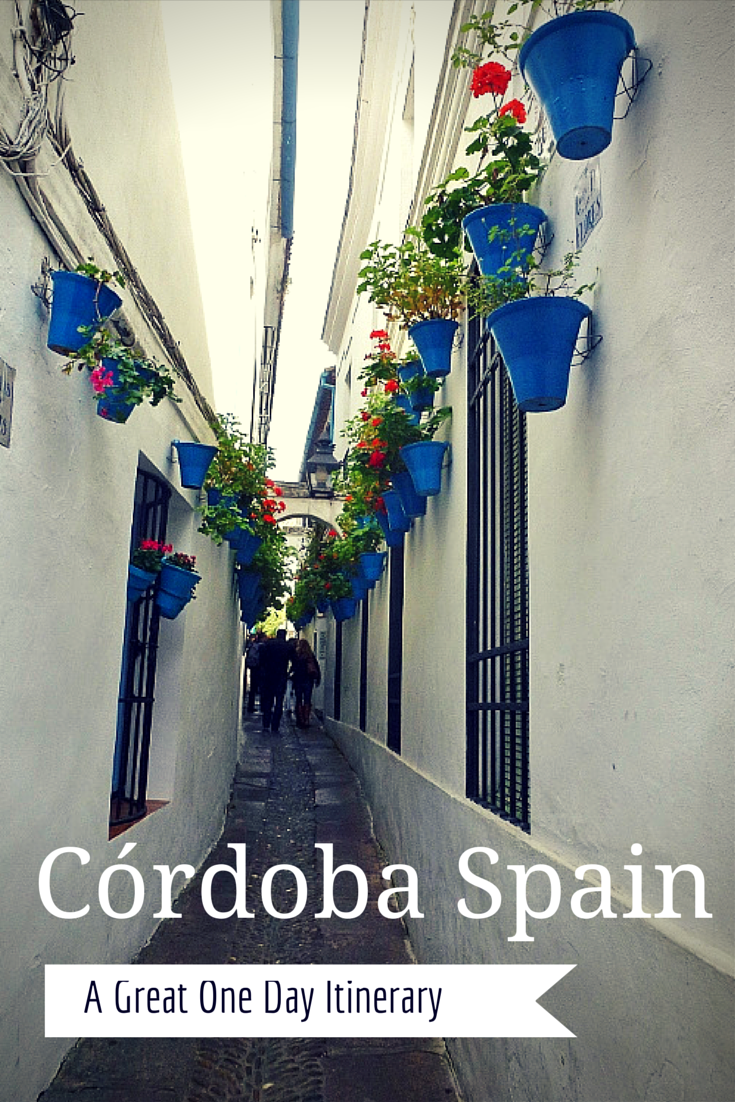 Córdoba is just the sort of place for a great day trip from Malaga, Granada or Seville. Better yet stay the weekend and really soak it all in. Read more on Wagoners Abroad.com