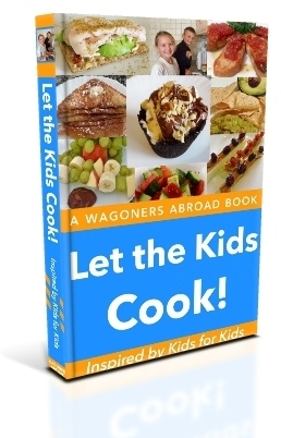 Let the Kids Cook - Inspired by Kids for Kids