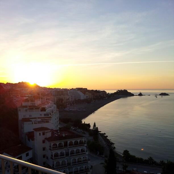 Sun Rise Almuñécar  03-10-13