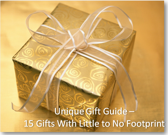 A unique Holiday Gift Guide. Great gift ideas for the person who has everything. Read more on WagonersAbroad.com
