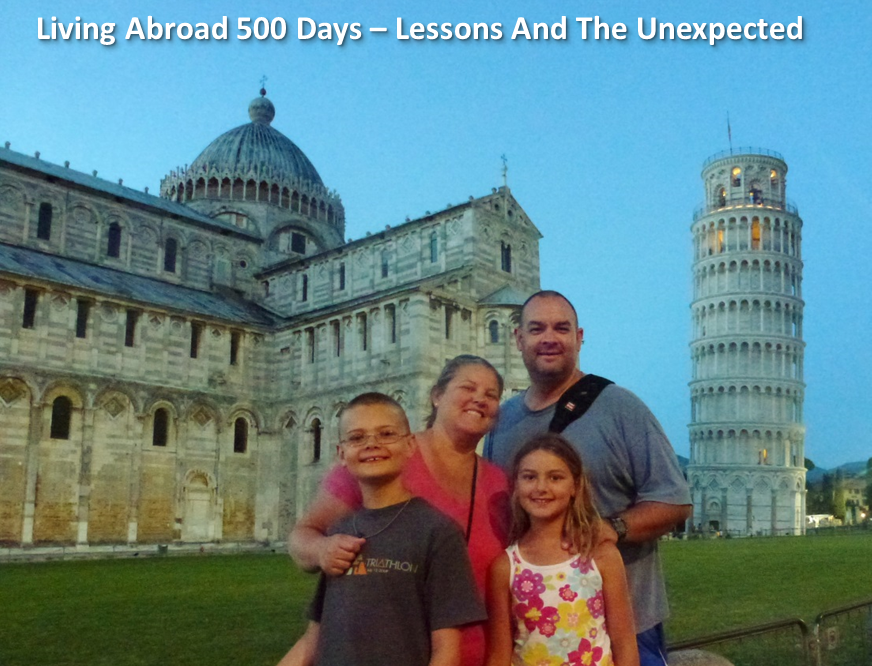 500 Days Living Abroad - Lessons and the Unexpected