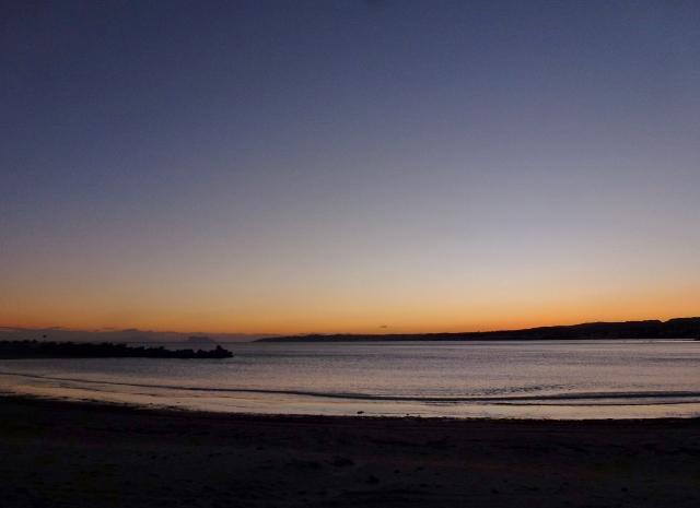 Estepona Spain - December 2013 Playa del CristoEstepona Spain - December 2013 Playa del Cristo