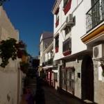 Estepona Spain - December 2013 Old Town