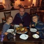 Estepona Spain - December 2013 Tapas at Antonio's