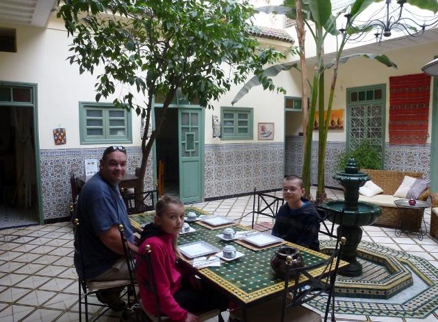 Dar Limoun Amara Marrakech Morocco