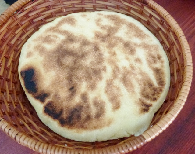 Faim d'Epices bread