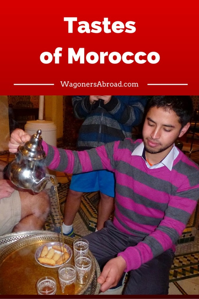 Tastes of Morocco - Marrakech.  Read more on WagonersAbroad.com