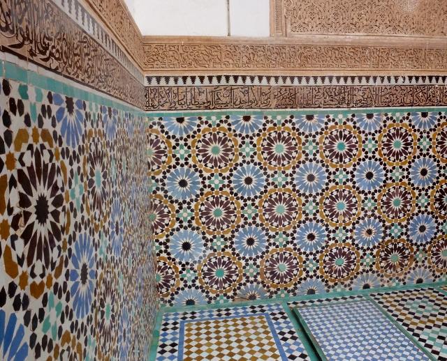 Tiles of Marrakech