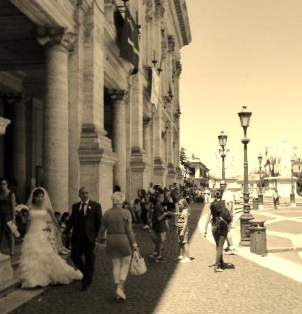 Weddings on Capitolino Hill