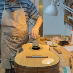 Crafts in La Herradura Spain - Master Guitar Maker Stephen Hill