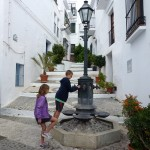 Frigiliana Spain - Water fountain