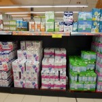 Milk Mercadona Cost of living Spain