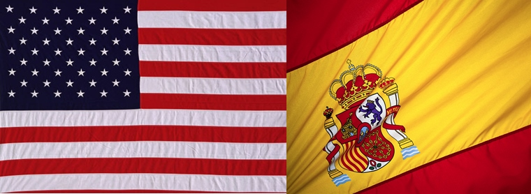 USA and Spain Comparison