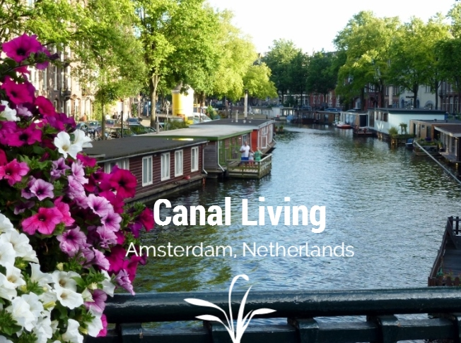Canal Living Amsterdam GowithOh