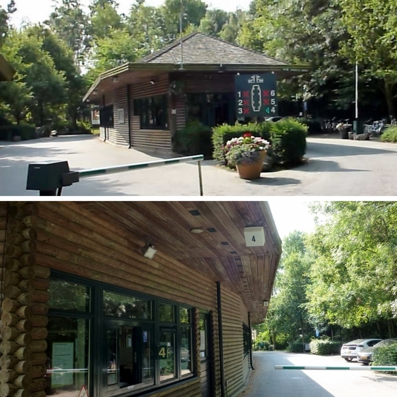 Center Parcs De Eemhof Drive Thru Check In Collage