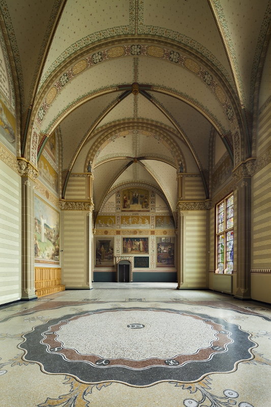 Rijksmuseum Great Hall