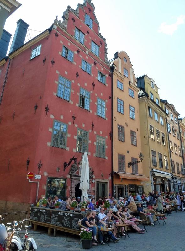Stockholm Sweden Old Town