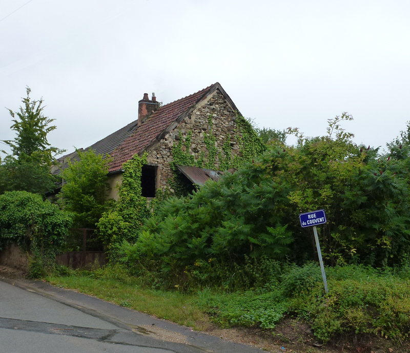 Old Farmhouse in Champagne