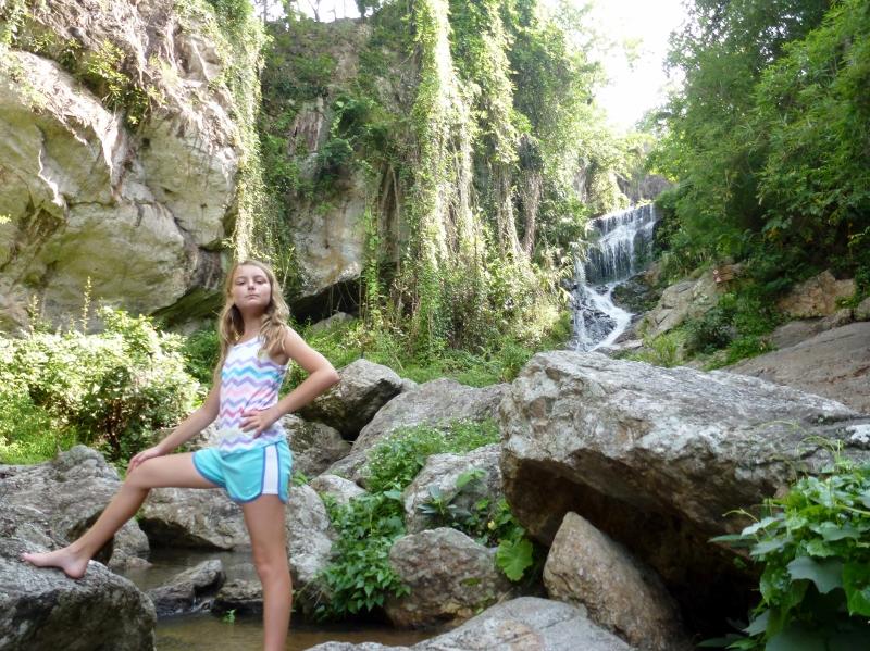 Chiang Mai Thailand Huay Kaew Waterfalls - Anya