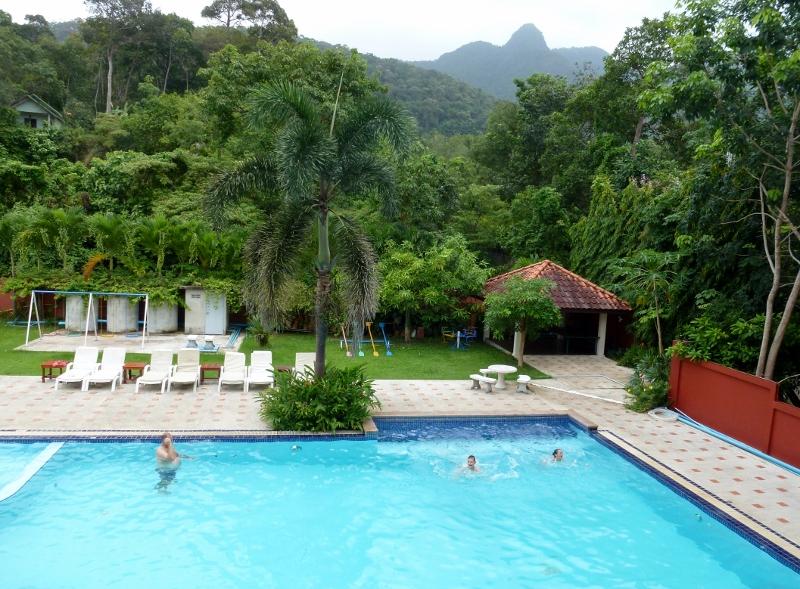 Koh Chang Thailand Alina Grande Resort Pool