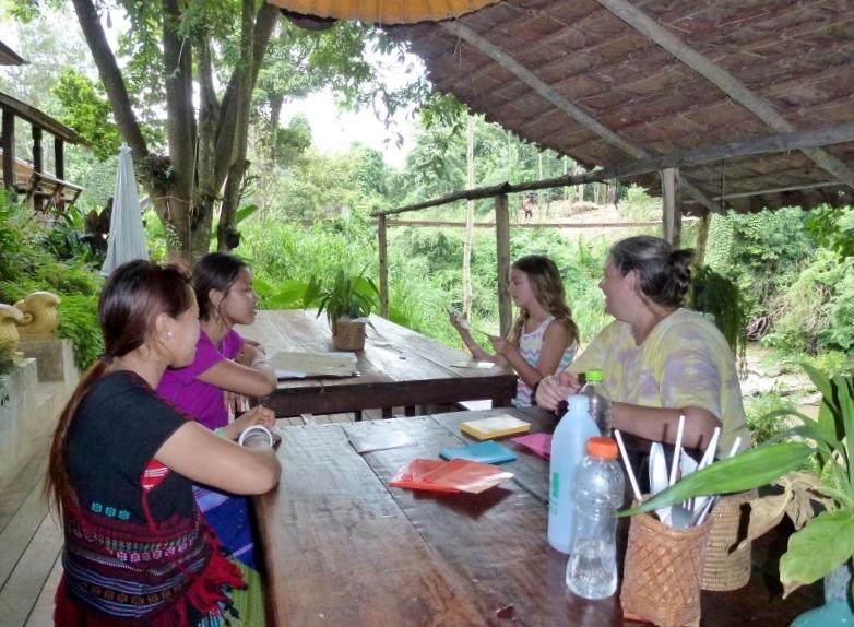 Wagoners Abroad Teaching English