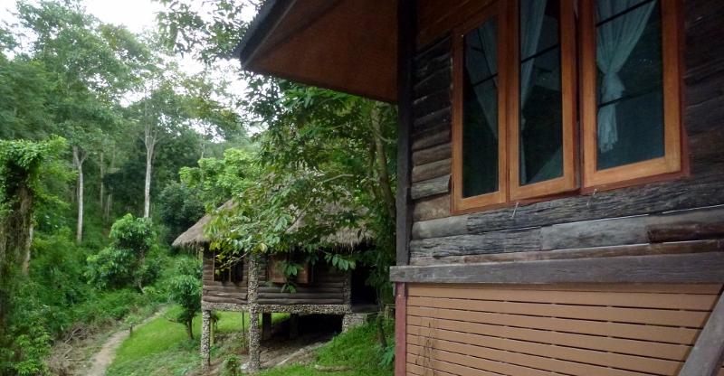 Chai Lai Orchid Eco Resort bungalows