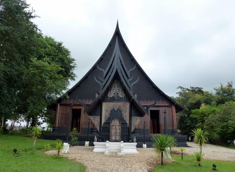 The Black House - Baan Dam  Chiang Rai