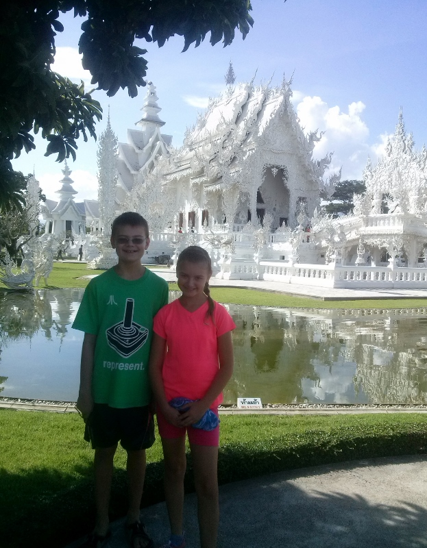 The White Temple - Wat Rong Khun Chiang Rai