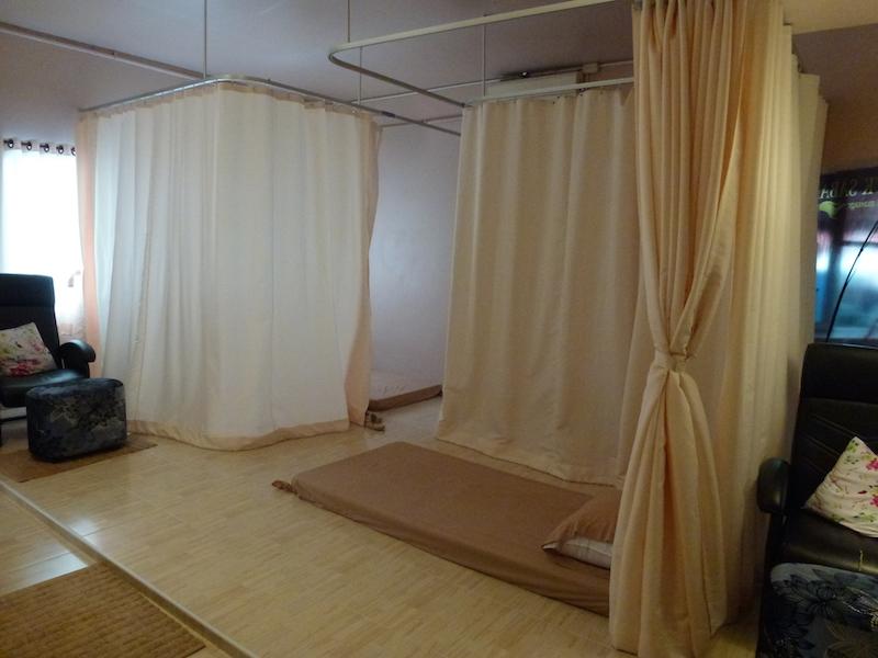 Thai Spa - Interior