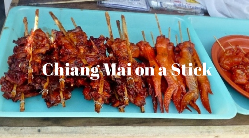 Chiang Mai on a Stick Title