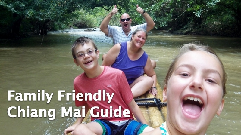 Things to do in Chiang Mai with kids - A Family Friendly Guide