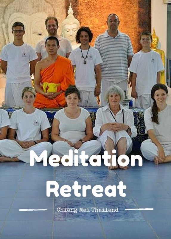Meditation Retreat Chiang Mai